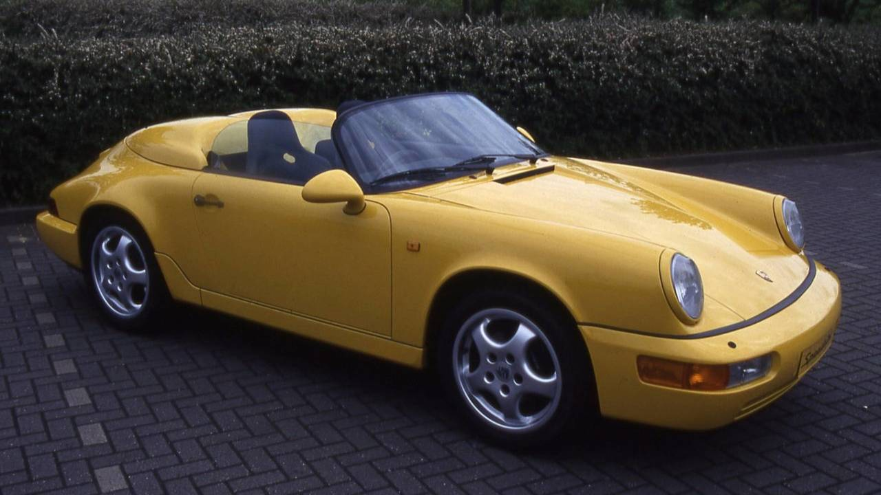 Porsche 911 type 964 Speedster (1993)