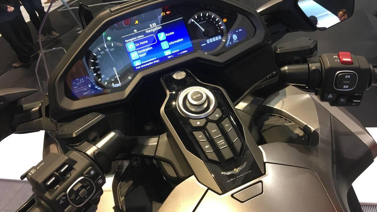 Eicma 2017 Honda