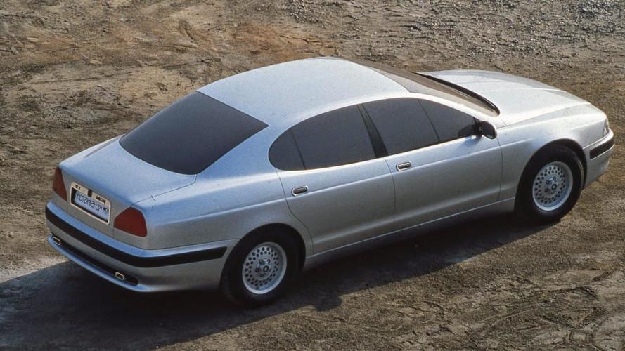 1990 Jaguar Kensington: Concept We Forgot