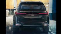 BMW X7 Concept Leaked Photo