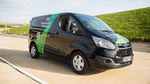 First Ford Transit Custom PHEV