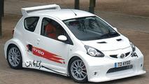 Toyota Aygo Crazy Concept Car