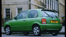 Nissan Micra, 1998