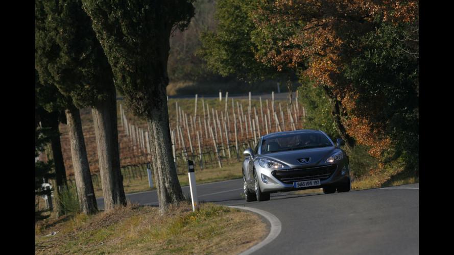 Peugeot 308 RC Z arriverà nel 2009