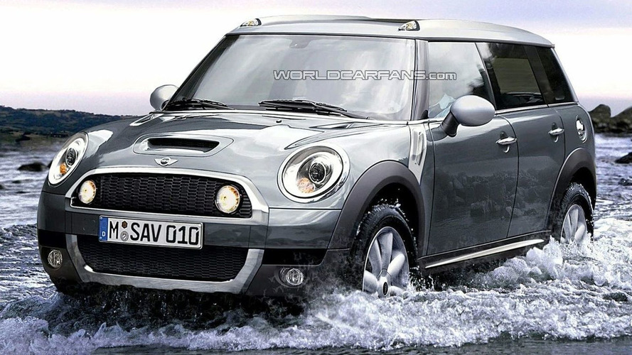 MINI preparing seven seat SUV - report