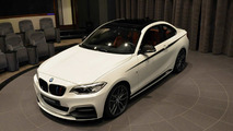 BMW M235i Coupe with M Performance parts