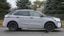 Ford Edge Vignale spied in Michigan