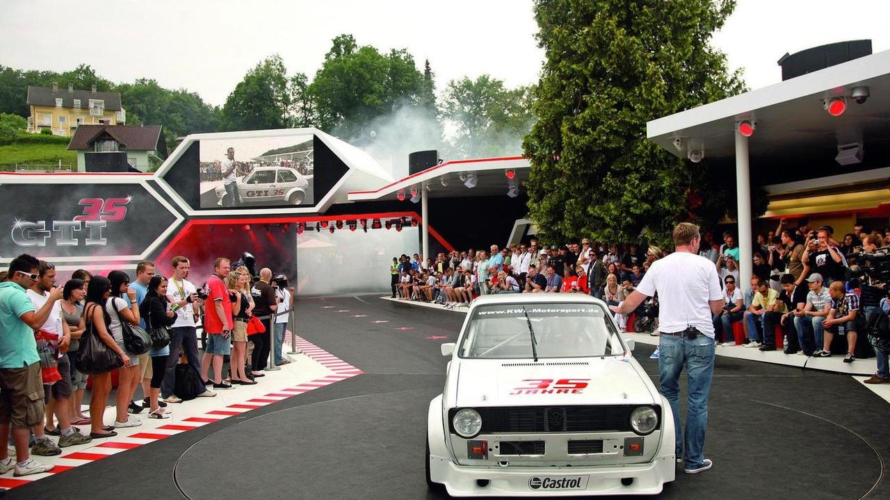 30th GTI Meet at Wörthersee 02.06.2011