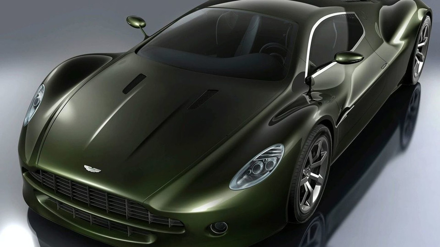 Rendered Speculation: Aston Martin Supercar