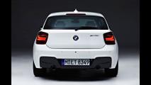 Nuova BMW M135i cinque porte