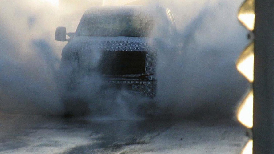 Nissan shows how rugged the 2016 Titan really is [video]