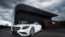 Mercedes-Benz S63 AMG Coupe upgraded to 720 HP by IMSA