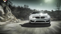 BMW M4 Coupe by Vorsteiner