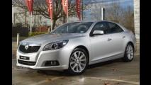 Holden apresenta sua versão da nova geração do Malibu para Austrália e Nova Zelândia
