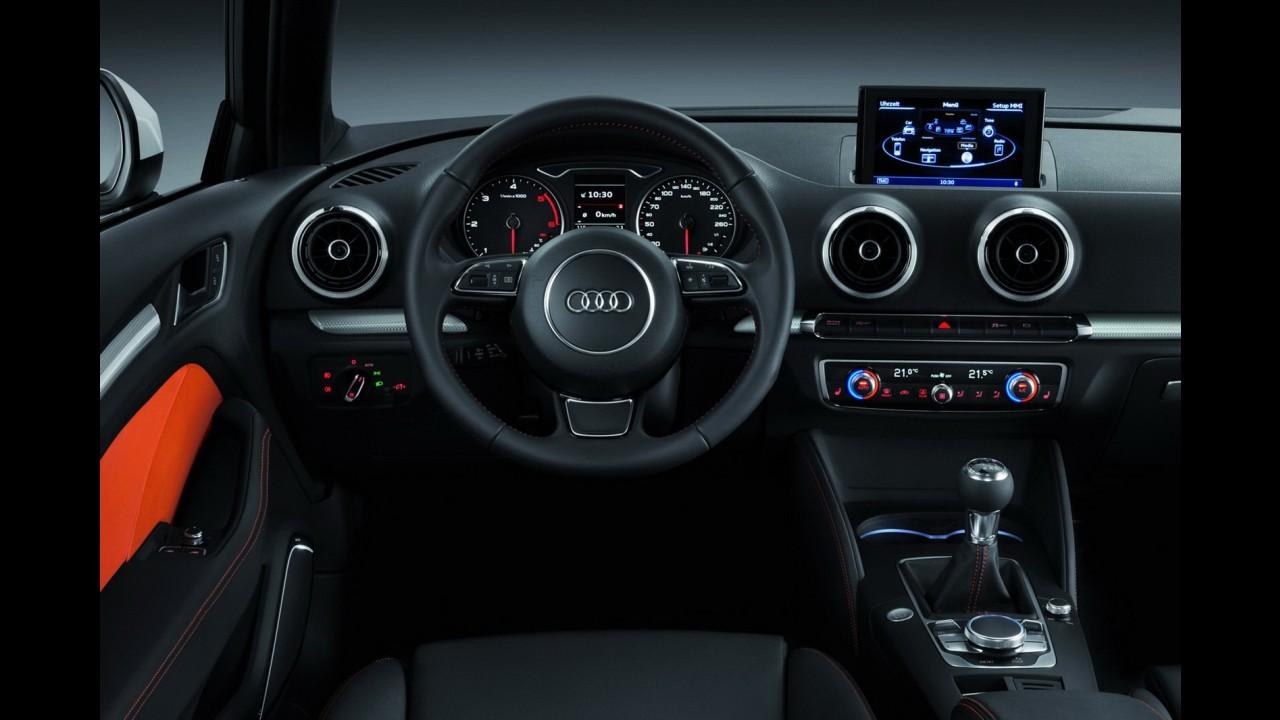 Novo Audi A3 já está disponível para encomendas no Reino Unido