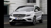 Mercedes-Benz considera família de compactos abaixo do Classe A