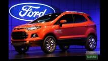 Novo Ford EcoSport será mundialmente apresentado ainda neste mês na Bahia