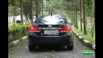 Impressões ao dirigir: Chevrolet Cruze LTZ 2012