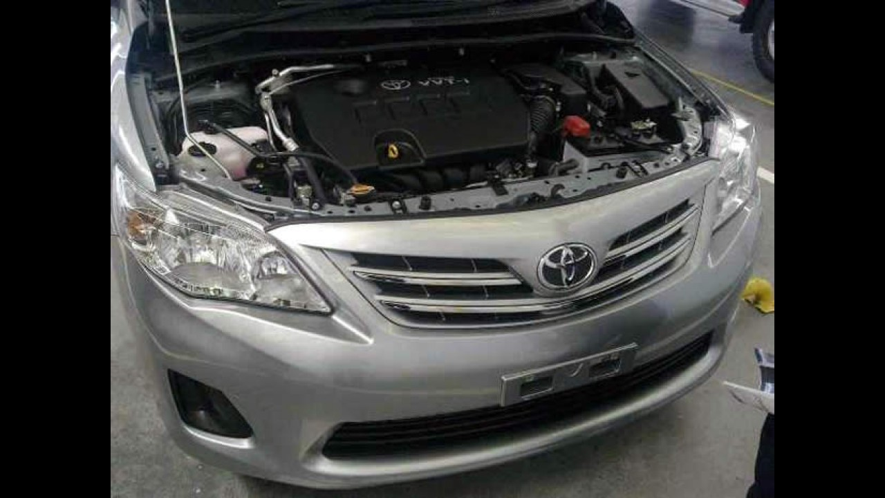 Toyota Corolla Altis reestilizado já chegou à Tailândia, inclusive com visual esportivo