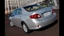Toyota vende 46.208 veículos no 1º semestre de 2010 e celebra novo recorde