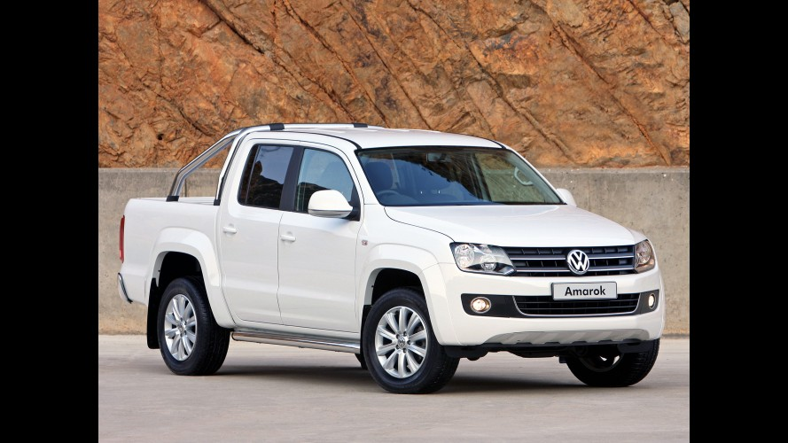 Preço oficial: Volkswagen Amarok automática custará a partir de R$ 135.990