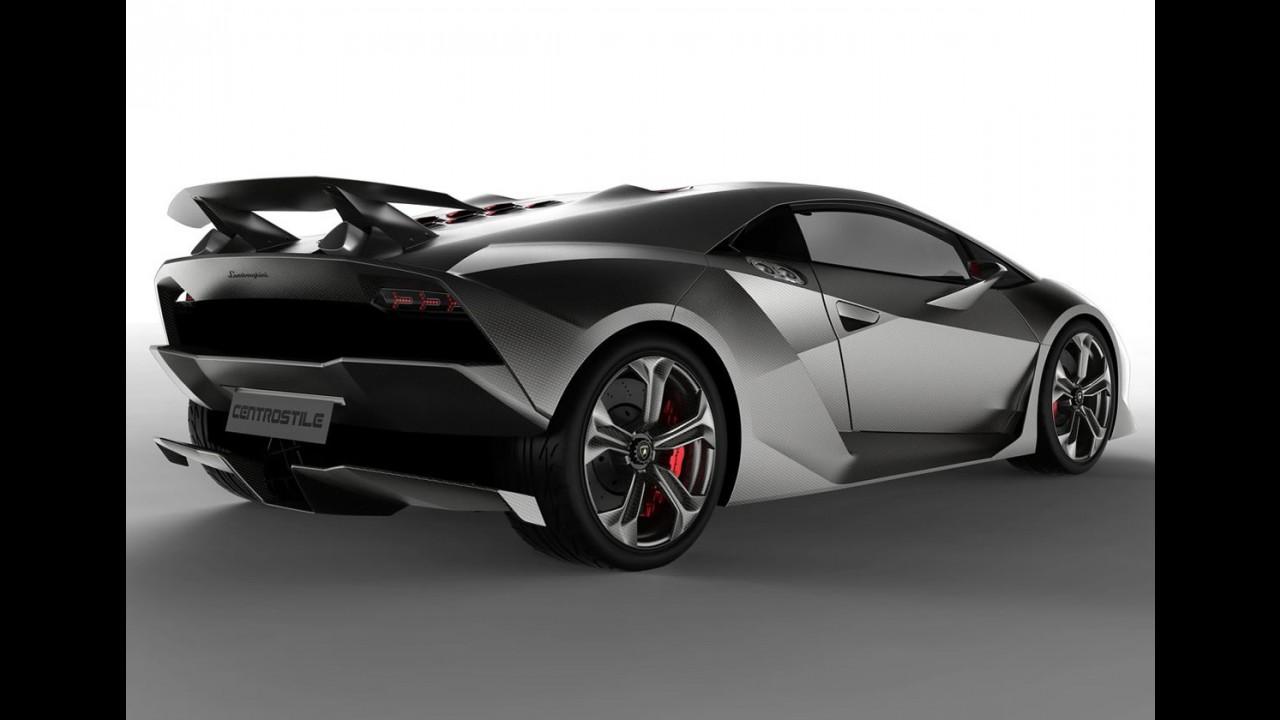 Salão de Paris: Lamborghini Sesto Elemento Concept 2010