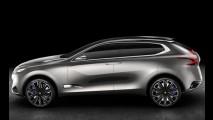 Peugeot SXC: crossover conceitual híbrido tem 313 cv e consumo de 17,2 km/l