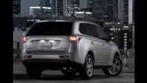 Mitsubishi divulga primeiras imagens do Novo Outlander para os Estados Unidos