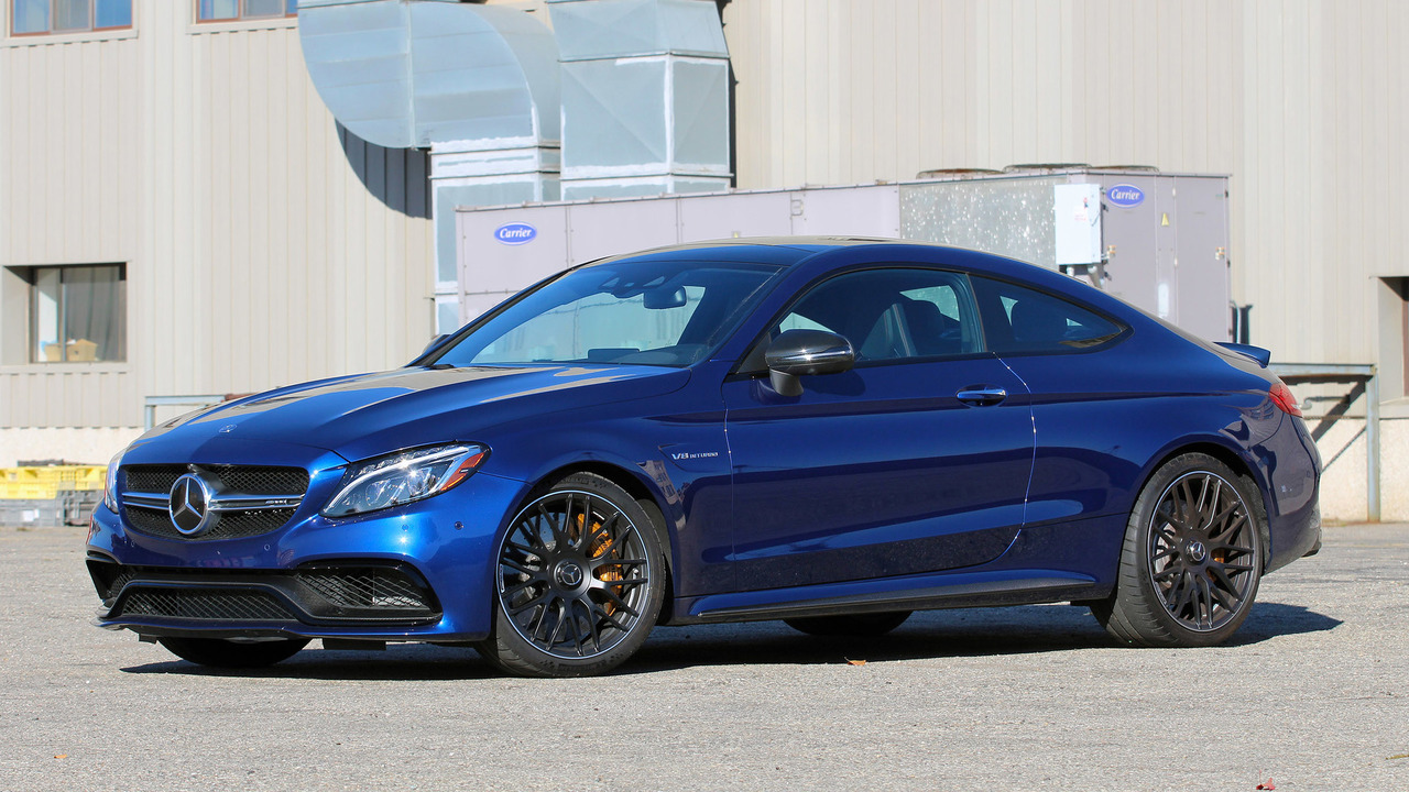 2017 mercedes amg c63 s coupe review the snazzy lunatic for Mercedes benz c63 amg sedan