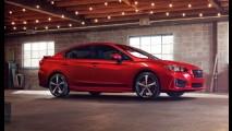 Subaru revela nova geração do Impreza Sedan - veja fotos