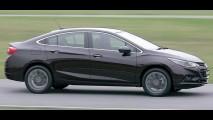 Novo Chevrolet Cruze 2017: o que disse a imprensa argentina