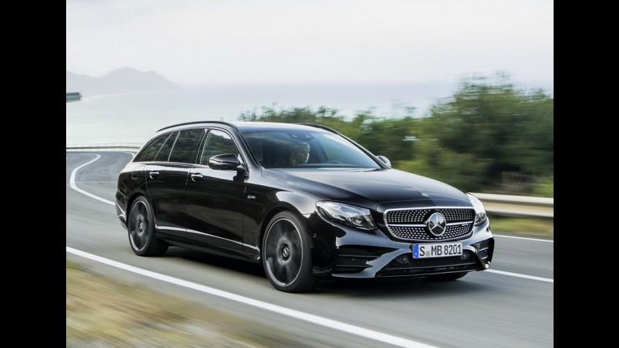 Vendas premium: Novo Classe E e SUVs garantem liderança da Mercedes