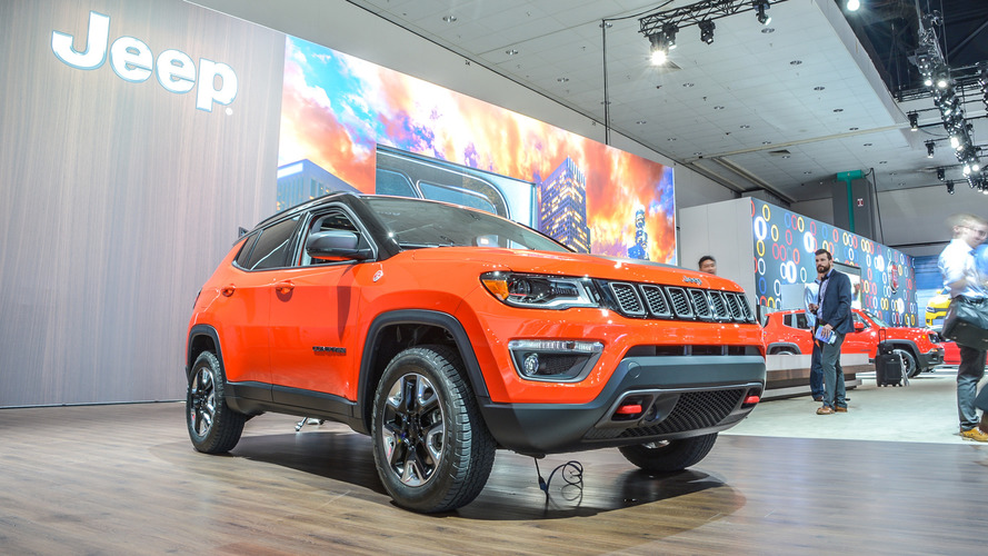 La Jeep Compass est la star de la Design Week de Milan