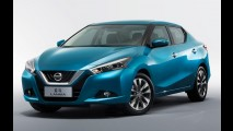 Lannia, que antecipa design dos futuros Nissan, aparece em Xangai - veja fotos
