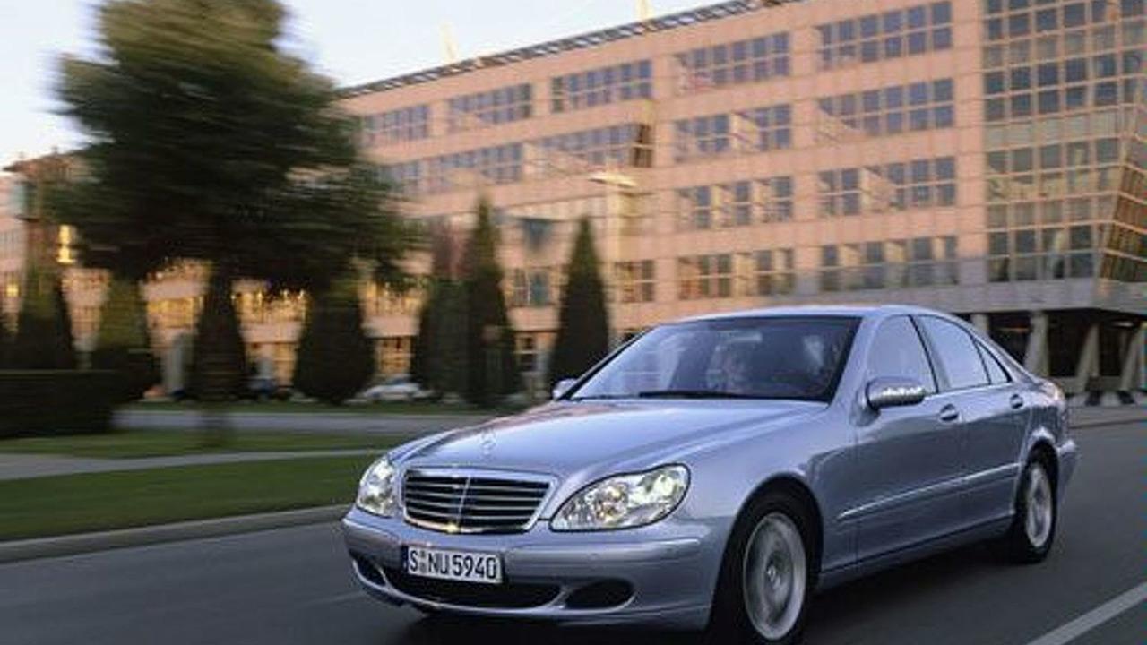 MB S-Class