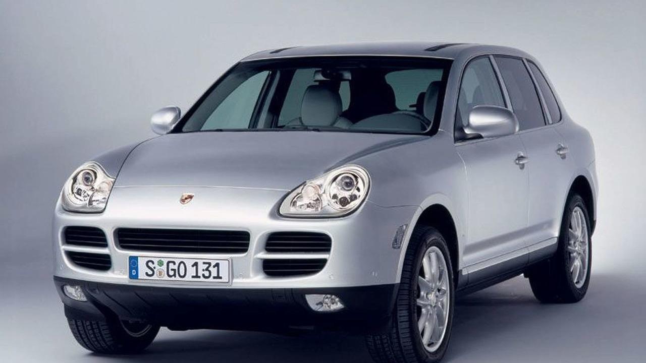 Porsche Cayenne V6 Model