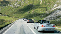BMW Driver Training: Adventure Trainings and Adventure Trips 2005