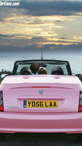 More Nissan Micra C+C Pink (UK)