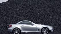 Mercedes-Benz SLK 55 AMG Black Series