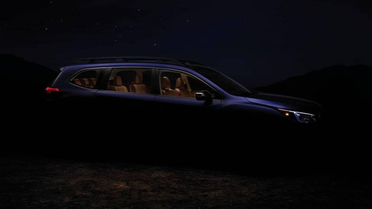 Subaru Ascent Teaser