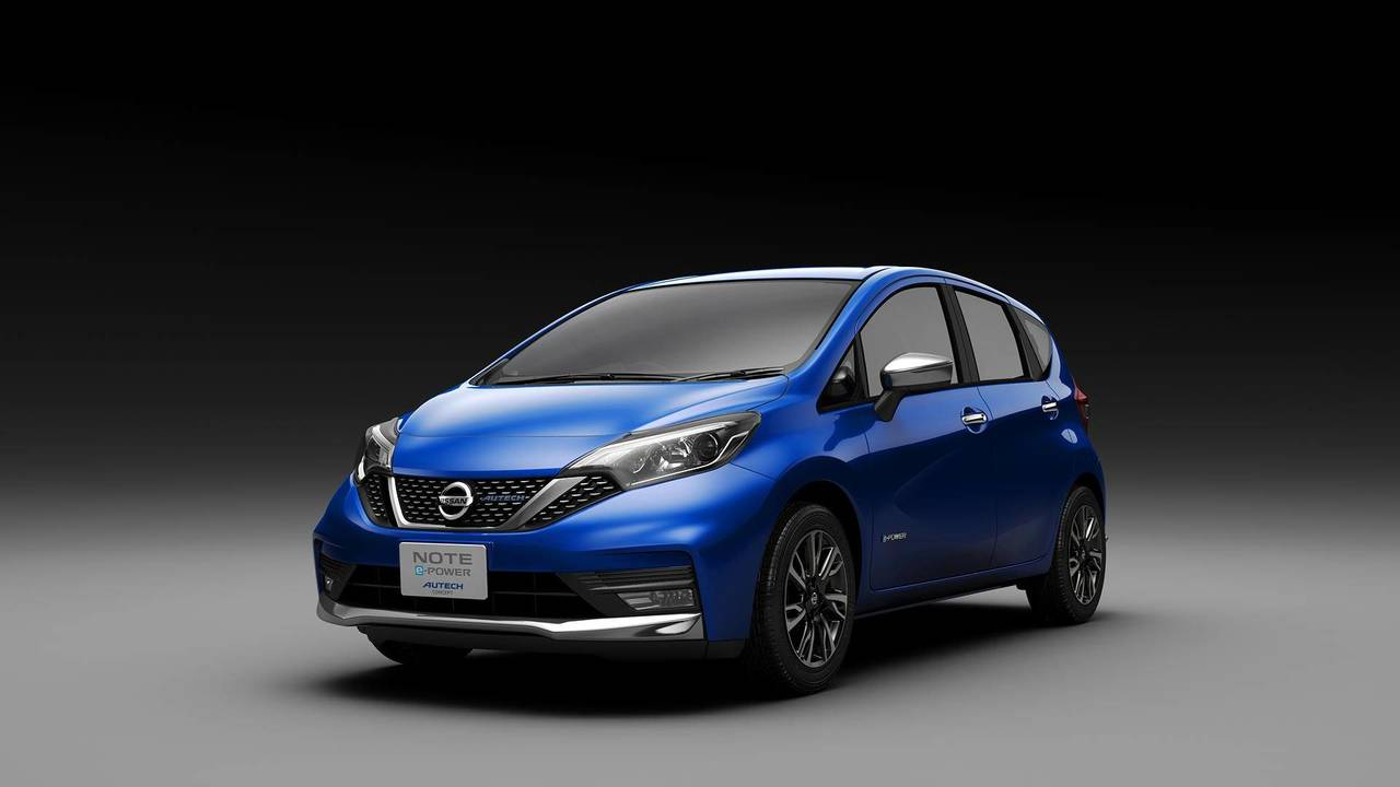 Nissan Note E-Power Autech Concept
