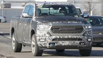 2019 Ram 1500 Limited Spy Photos