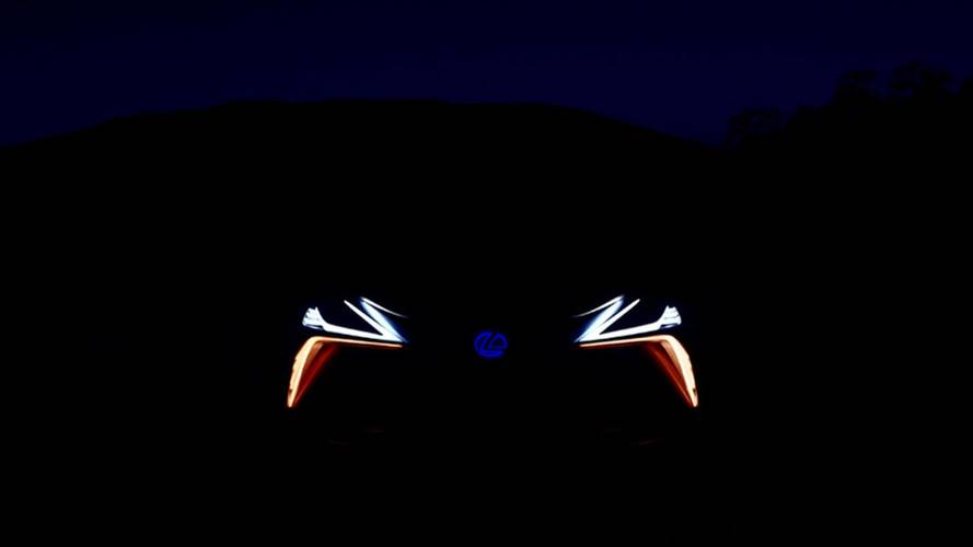 Itt az újabb kedvcsináló a Lexus sportos crossover-tanulmányáról