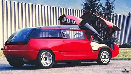 Unuttuğumuz Konseptler: 1988 Bertone Lamborghini Genesis