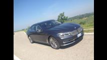 BMW 730d xDrive, test di consumo reale Roma-Forlì