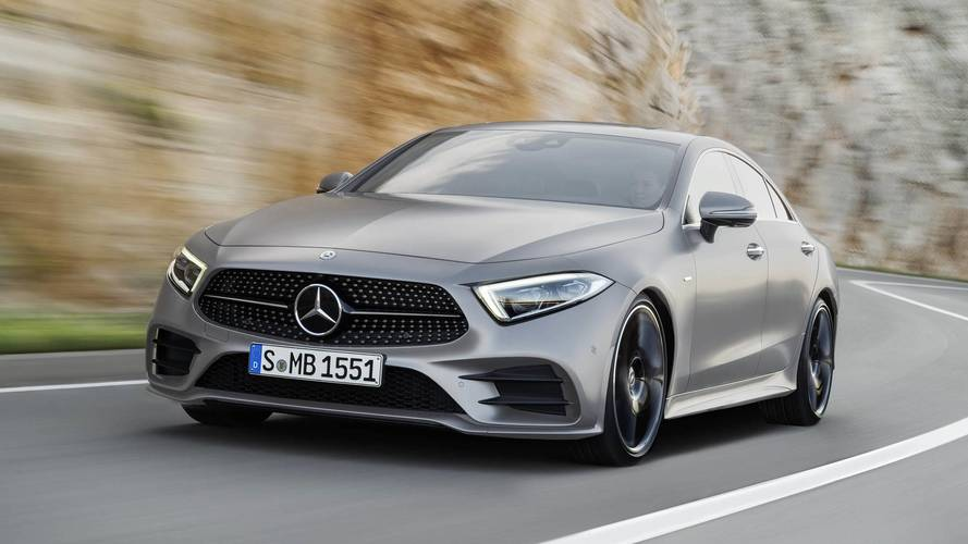2018 Mercedes-Benz CLS goes on sale with £57,510 price tag