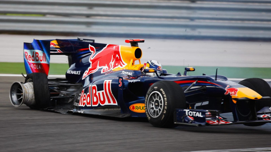 'Nothing wrong' with Vettel's old car - Webber