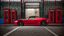 Tesla Roadster RHD