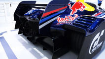 Red Bull X1 race car full scale model 26.11.2010