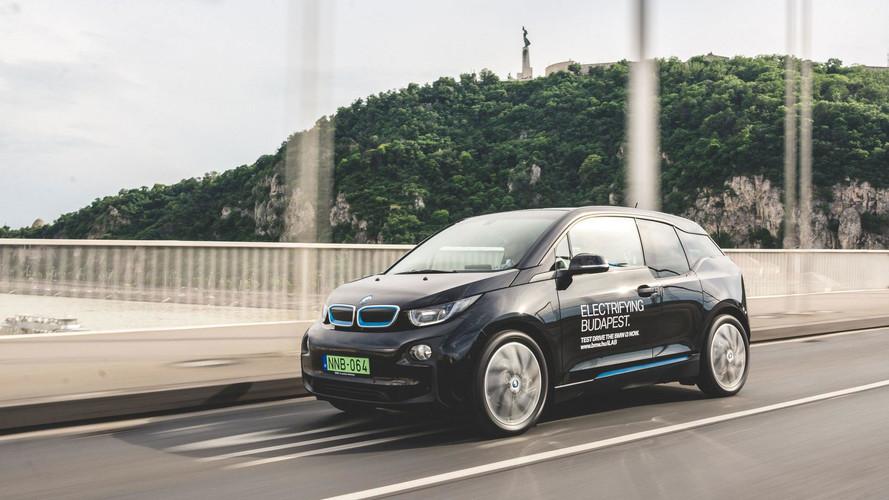 BMW fait la route avec Engie pour ses voitures électriques